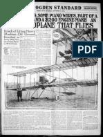 Gartland Aeroplane (1916)