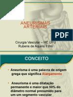 ANEURISMAS ARTERIAIS