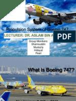 B747 Propulsion