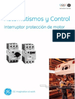 d Egc Controls Catalogue B Spanish 2010