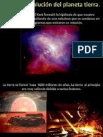 El origen del universo pequeña presentacion
