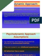 Psycho Dynamic Approach
