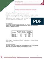 Caso Practico 2S7 Sistema de Costos de Produccion Conjunta