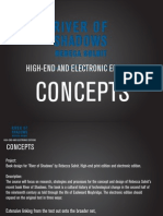 High-End & Electronic Version Presentation