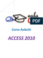 Access 2010 Curso AulaClic