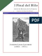 Joseph Louis Lecornu (1864 - 1931)