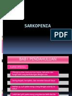 sarkopenia