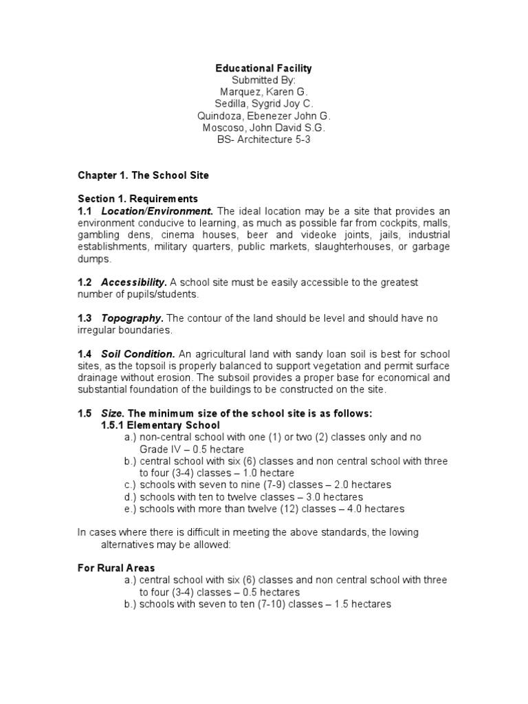 Department of education school planning guidelines handbook department of education school planning guidelines handbook framing construction librarian fandeluxe Gallery