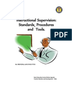 Instructional Supervision for Practioners