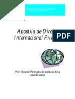 Apostila de Direito Internacional Privado