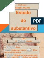 substantivo - 1ª aula