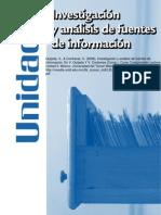 Investigación documental y análisis de fuentes de información Intro