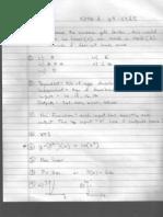 Algebra 1 Quiz A