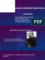 Exposicion  Chonsky