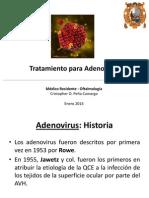 Conjuntivitis Por Adenovirus