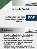 Profecias de Daniel IBE Callao Actitud de Daniel Cap. 1