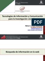 TIC Para La Investigacion