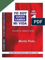 Libro Yo So Yquien Cambi a Mivida