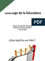 Liderazgo Del Educador PDF