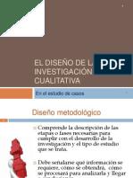 diseño estudio de casos