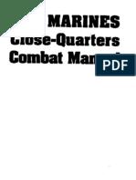 US Marines Close Quarters Combat Manual FMFM 07
