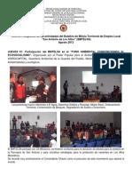 Ago2013 San Antonio Informe Fotografico