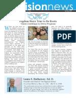 Pegasus School Vision Newsletter