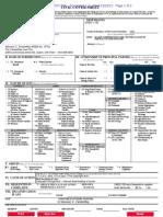 1.2 Civil Cover Sheet