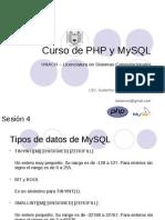 Curso básico de PHP 4/6