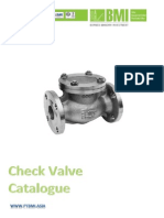 Check Valve Catalogue- Front Cover
