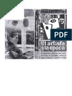 82063563 EL ARTISTA Y LA EPOCA de Jose Carlos Mariategui