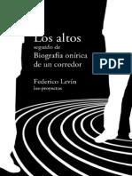 Los Altos Federico Levin