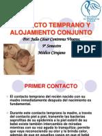 contactotempranoyalojamientoconjunto-120426194929-phpapp02