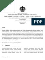 laporan praktikum kariotipe, barr body & drumstick