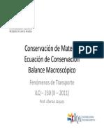 17-Conservacion de Materia