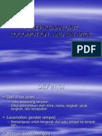 Pemeriksaan Gait, Locomotion, And Balance