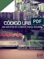 Codigourbano Antologia de Poesia de Rosario