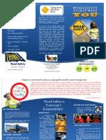 brochure for fatima