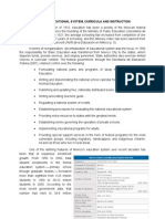 MEXICO -  EDUCATIONAL SYSTEM, CURRICULUM AND INSTRUCTION PAPER.doc