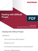 Difficult People Ward Jan2011
