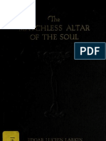 The Matchless Altar of the Soul - Edgar Lucien Larkin