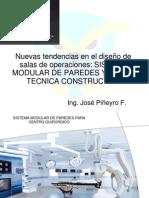 Pres 2 Sistema Modular de Paredes y Nueva Tecnica Constructiva