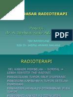 Dasar-dasar Radioterapi Bayhaqi