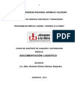 Modulo de Documentacion Dochi