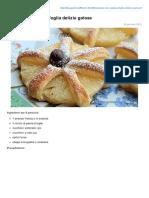 Ananas Con Pasta Sfoglia Delizie Golose
