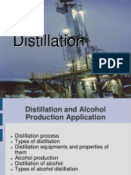 Distillation Types