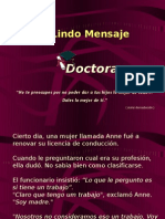 Doctor As