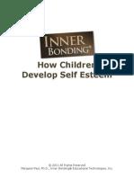 How Children Develop Self Esteem