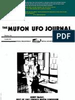 ™ Mufon Ufo Journal