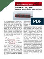 TSI Bravo EPC 48 230 Data Sheet V07(1)